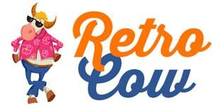 retro-cow-logo
