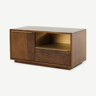 Retrocow Anderson Compact TV Stand