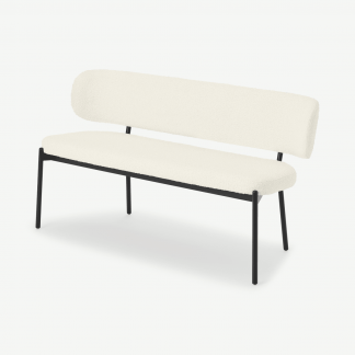 Retrocow Asare Dining Bench