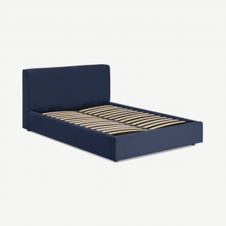 Retrocow Bahra King Size Bed with Ottoman Storage