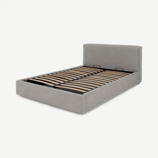 Retrocow Bahra Double Bed with Ottoman Storage