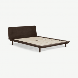 Retrocow Kano Super King Size Bed with Shelf
