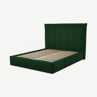 Retrocow Lamas King Size Bed with Storage Drawers