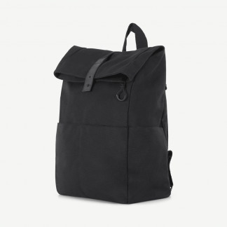 Retrocow Lismore Waxed Canvas Backpack